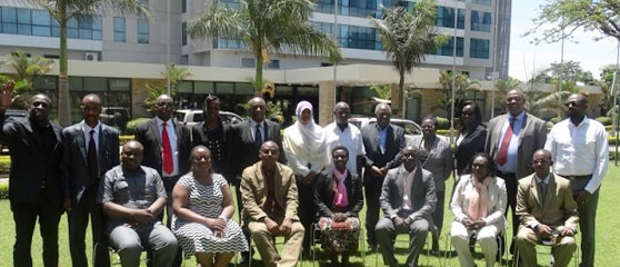 Participants of the Arusha Meeting: East African Parliamentarians pushing for Harm Reduction services