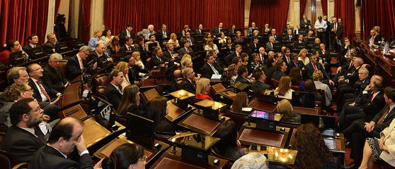 The Argentine Senate voted unanimously to approve the medical cannabis bill