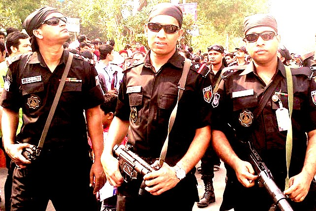 Bangladeshi Rapid Action Battalion