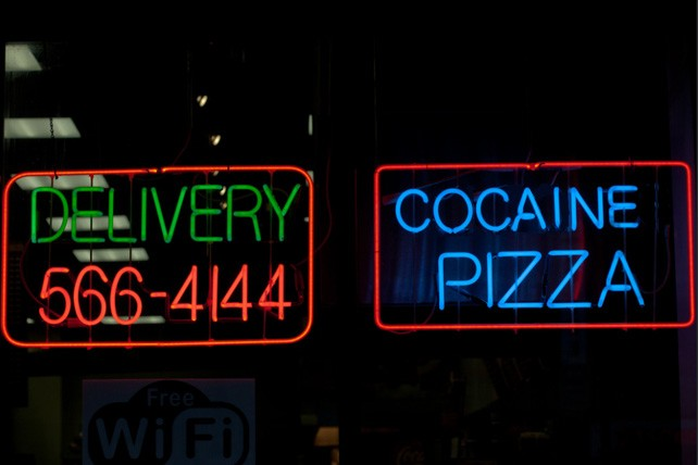 Which is Delivered Faster: A Pizza or a Gram of Cocaine? | TalkingDrugs