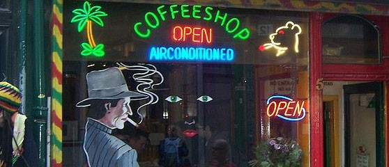 There have been several recent violent attacks on Dutch coffeshops.