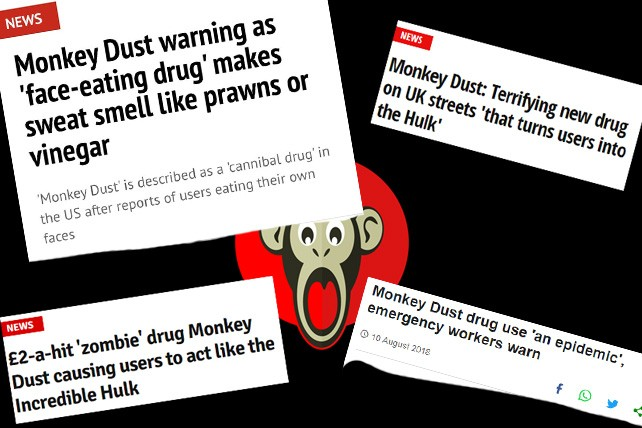 "Monkey Dust in the UK: A drug ""epidemic"" or an overstatement"