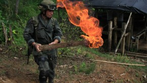 Colombia's Cocaine Explosion Stokes Political and Social Crises