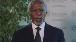 Drug Trafficking Fuelling Conflict in Myanmar's Rakhine State, Kofi Annan Warns