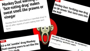 "Monkey Dust: A drug ""epidemic"" or an overstatement?"