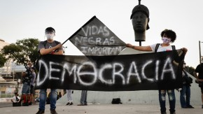 """Vidas Negras Importam"": Racism, Police Violence And COVID-19 In Brazil's Favelas"