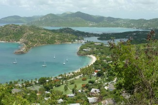 Puerto English Harbour, Antigua