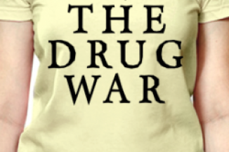 End the drug war t-shirt