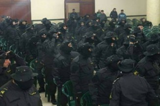 Hezbollah members preparing for drug raids on March 31