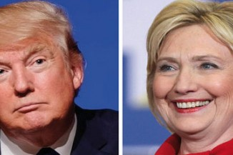 Donald Trump and Hillary Clinton differ significantly on their approach to drug policy