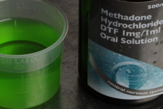 methadone program in prisons in Ukraine